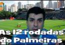 16/06/2018 – As 12 rodadas do Palmeiras no Campeonato Brasileiro