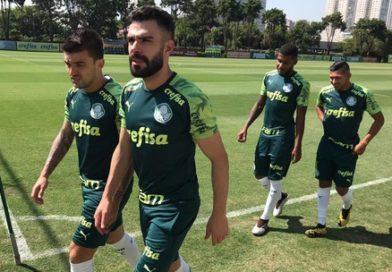 Palmeiras libera elenco de treinos e entrega cartilha a ser seguida durante suspensão dos jogos