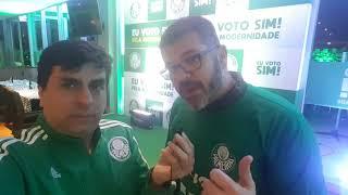 11/07/2018 – Fernando Galuppo explica o por que votar no SIM no Palmeiras